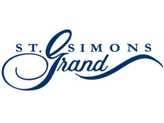 the grand st simons island logo